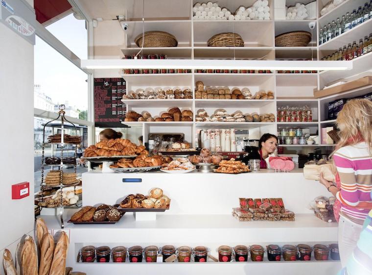 Box 9 Design Gails Bakery London