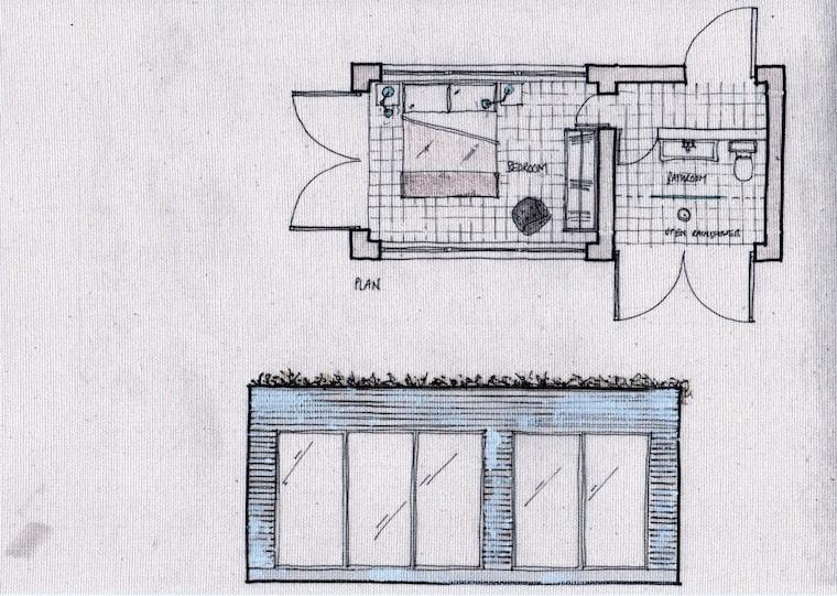 Bert's Little Box sketches