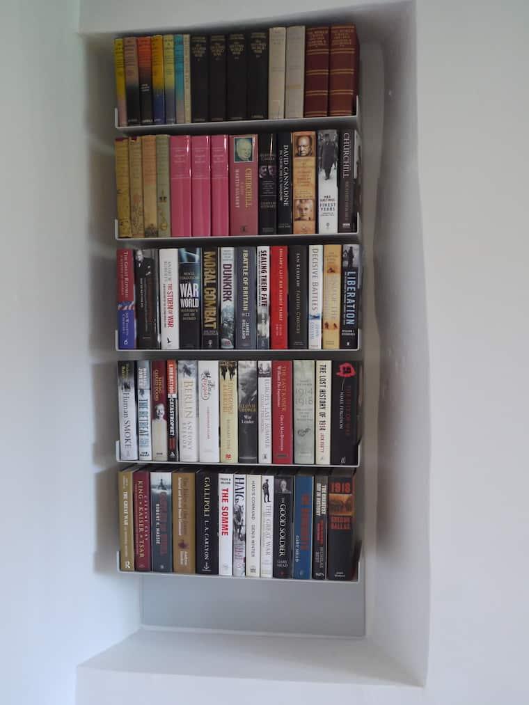 fine shelf